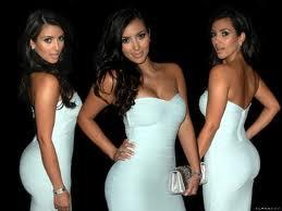 La femme du mois: Kim Kardashian