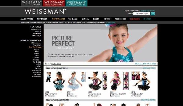 Weissmans Catalog 2012 Collection