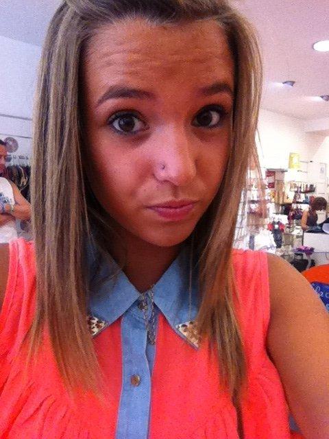 Piercing au nez #Fait#
