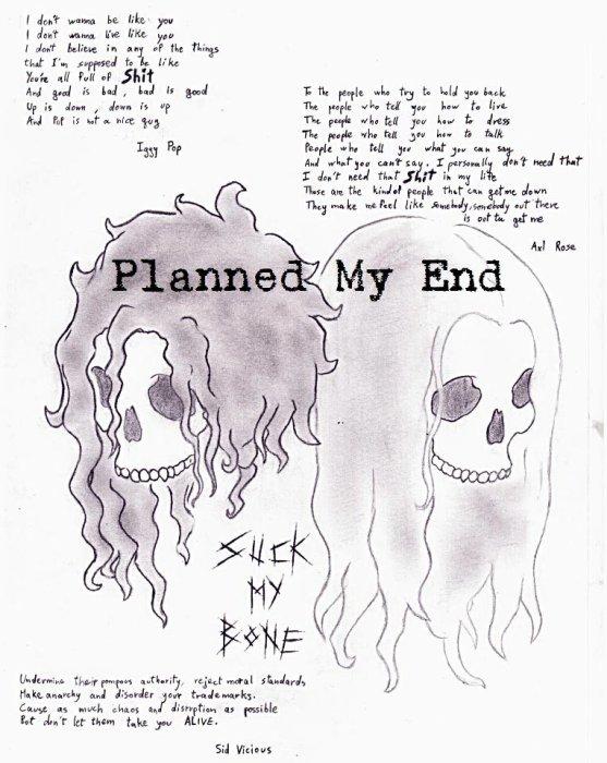 Blog de Planned My End