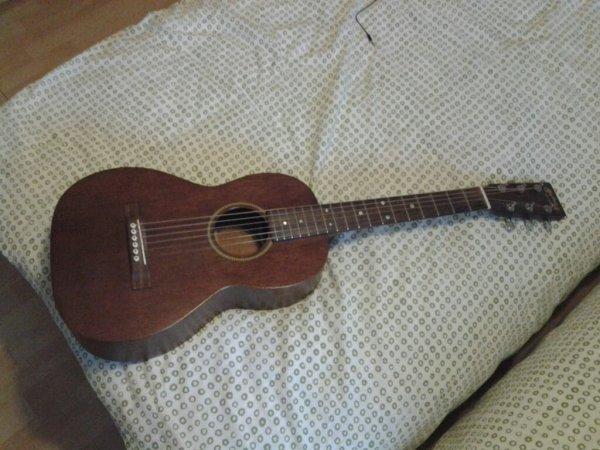 Sans ma guitare, je meurt !
