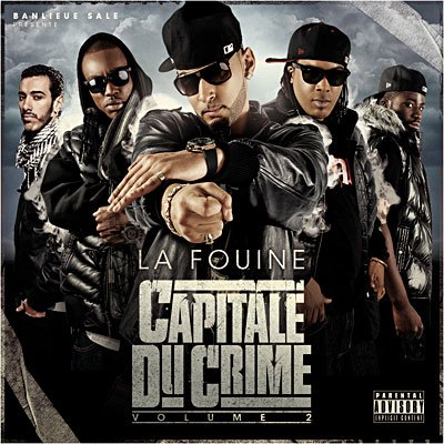 Mixtape n°2 : Capitale du Crime 2