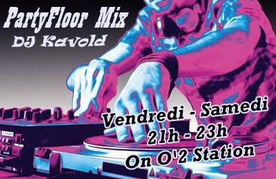 Live Sur O2 Station Nouvelle WebRadio ;)