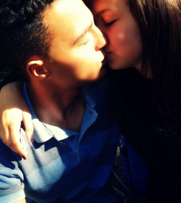 L'amour avec toi, c'est tellement beau.