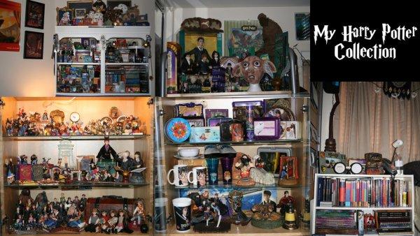 Collections Potterhead. Nos plus beaux trésors...