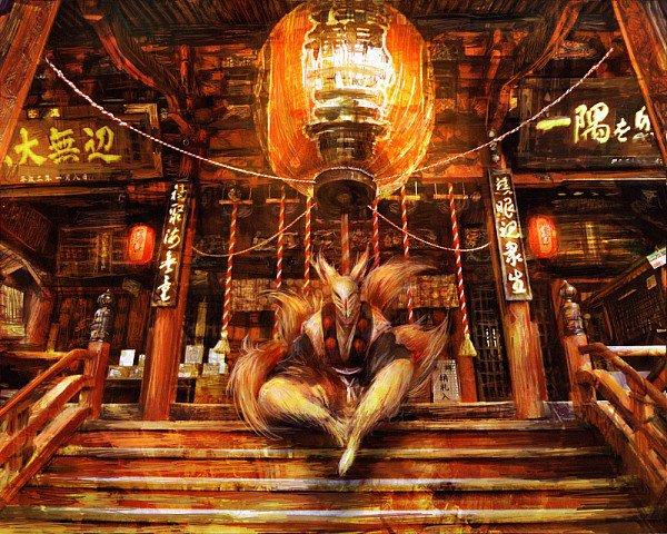 Seii ✧ Fox Mask