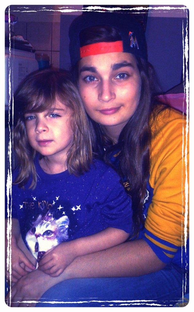Moi ma niece