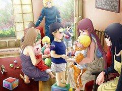 famille uchiwa