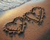 même nos coeurs son a la plage aussi