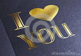 Je t'aime de tous mon coeur