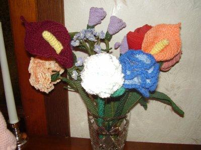 un bouquet pour les mamans