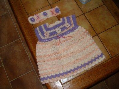 une robe pour ma petite princesse