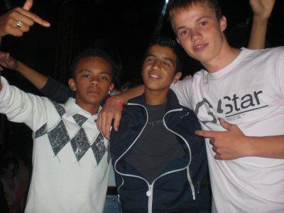 Moi,Mehdi et Nico.! =D'