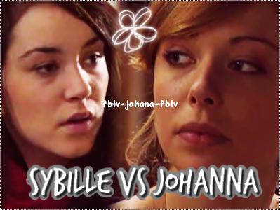 Sybille VS Johanna