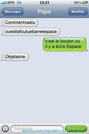 SMS DRÔLE !