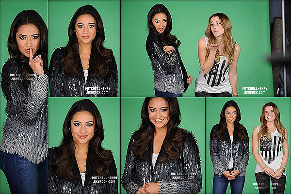 12/02/13 : Shay était présente  au MTV's on Top a New York.