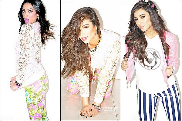 Shay a posé sous l'objectif pour fire la couverture du magazine Nylon et a réalisé un photoshoot.