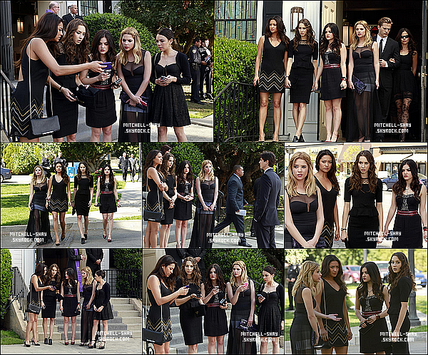 Still de l'episode 04x01 de Pretty Little Liars.