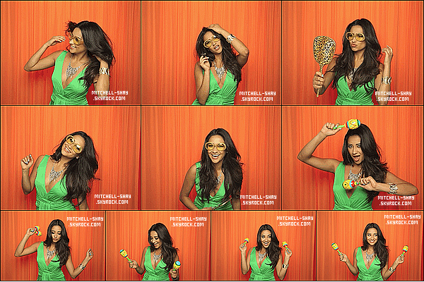 Photoshoot promotionnel de Shay pour la saison 4 de Pretty Little Liars.