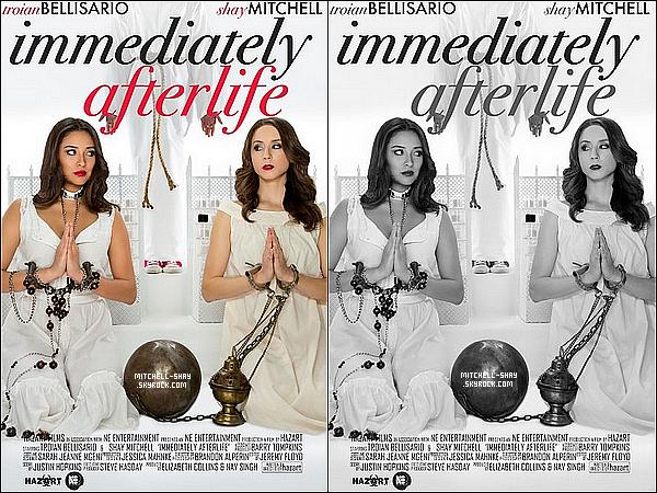 Affiche promotionnel et bande annonce du film Immediately Afterlife.