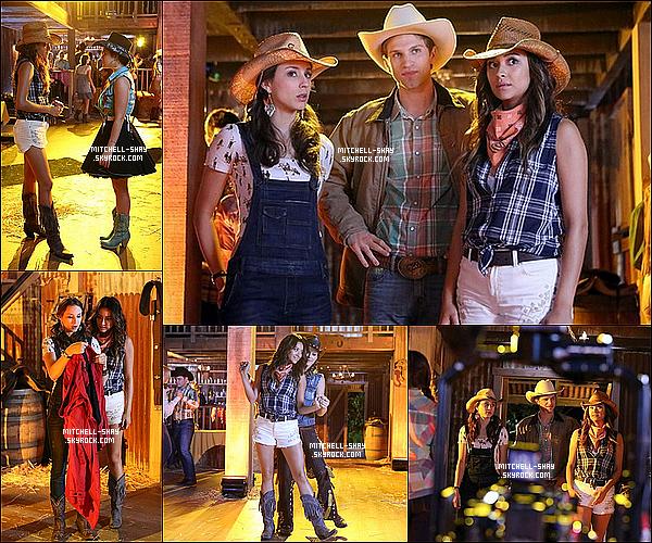 Plusieurs nouveaux stills de l'episodes 04x11 de Pretty Little Liars.