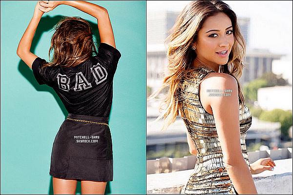 De toute nouvelle photo de Shay réalisée pour le magazine « Seventeen Latin  » fait par Frankie Batista.