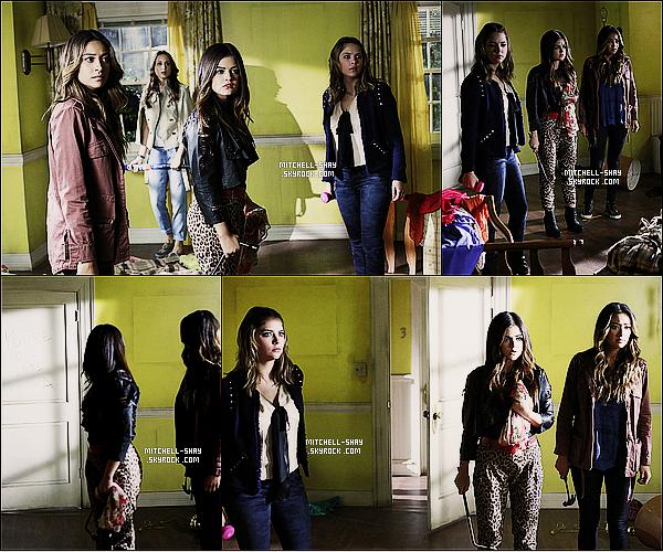 Découvrez les stills de l'épisode 16x04    « Close Encounters   » de Pretty Little Liars.