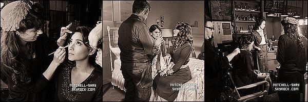 Découvrez de nouveux  stills de l'épisode 19x04    « Shadow Play   » de Pretty Little Liars.
