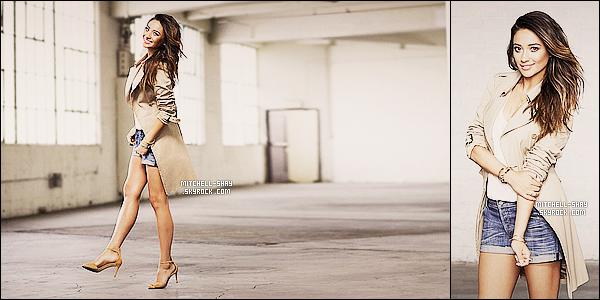 De toute nouvelles photos de Shay en compagnie de Demi L. réalisée pour  « Acuvue  » de l'édition 2014.