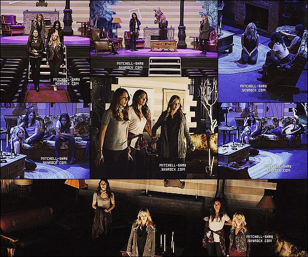 Découvrez de nouveaux  stills de l'épisode 05x01    « EscApe From New York   » de Pretty Little Liars.