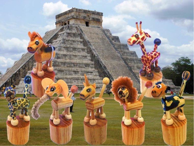 SERIE MEXICAINE
