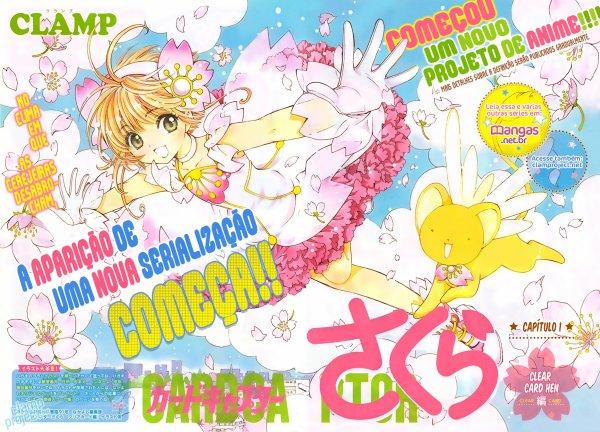 Card captor sakura nouvelle série