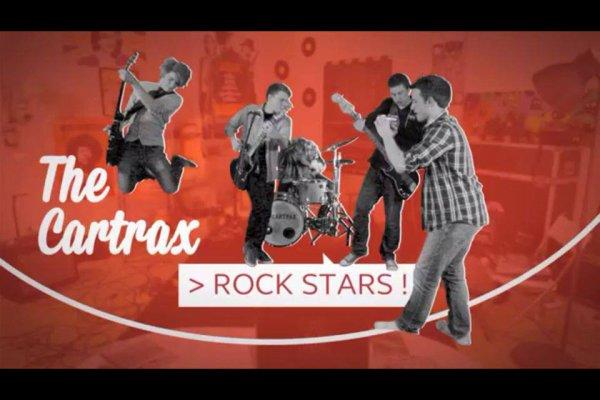 ROCK STARS !