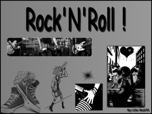Vive le rock !Bienvenue :] Vive le rock !