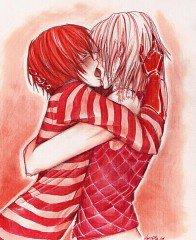 a butiful kiss