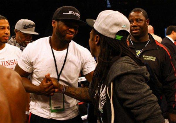 50 Cent souhaite collaborer avec Lil Wayne et Wiz Khalifa.