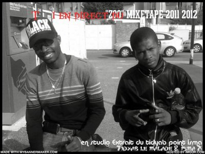 T.i endirect du zoo mixetape / T.i FEAT akino jo cdc (2012)