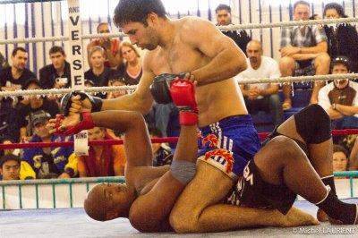 21 MAI 2011 - COMBATS DE MMA et MUAYTHAÏ de la TEAM NBC en CALEDONIE