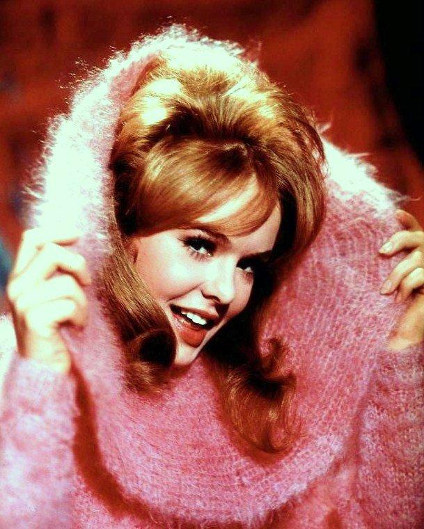 """Davenie Johanna """"Joey"""" HEATHERTON (née le 14 Septembre 1944) est une actrice, danseuse et chanteuse Américaine.."""