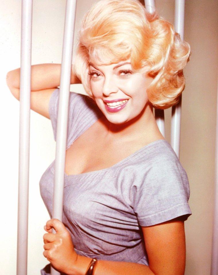 Barbara NICHOLS (Barbara Marie NICKERAUER) est une actrice américaine née le 30 décembre 1929 dans le Queens, New York, (États-Unis), et décédée à Hollywood (Californie) le 5 octobre 1976.