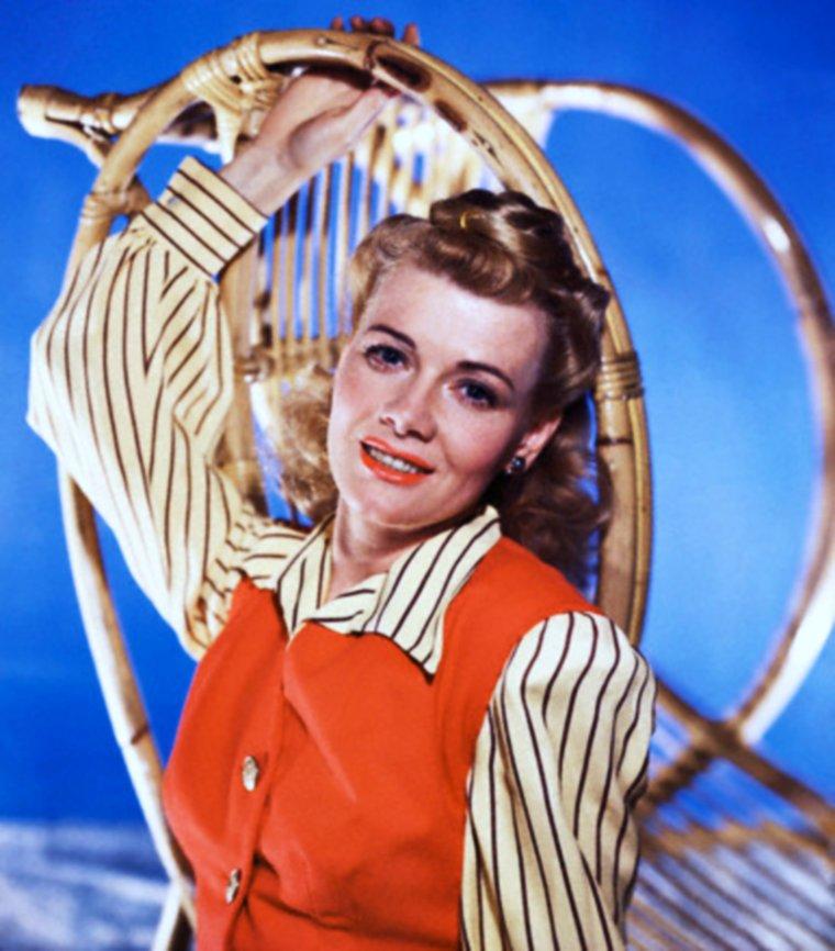 Penny SINGLETON (15 Septembre 1908 - 12 Novembre 2003) est une actrice Américaine.