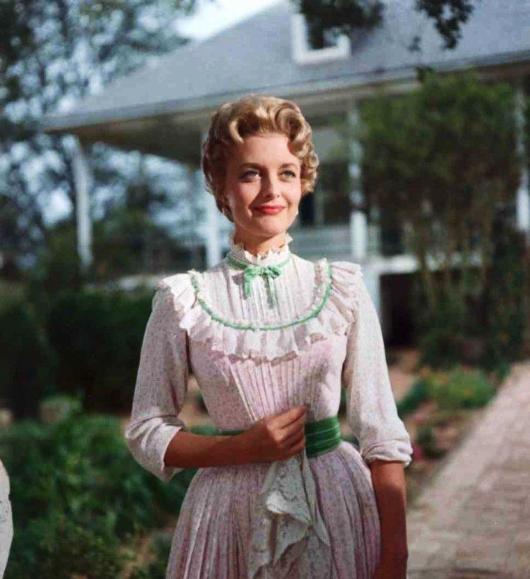 Constance TOWERS est une actrice américaine née le 20 mai 1933 à Whitefish, Montana (États-Unis).