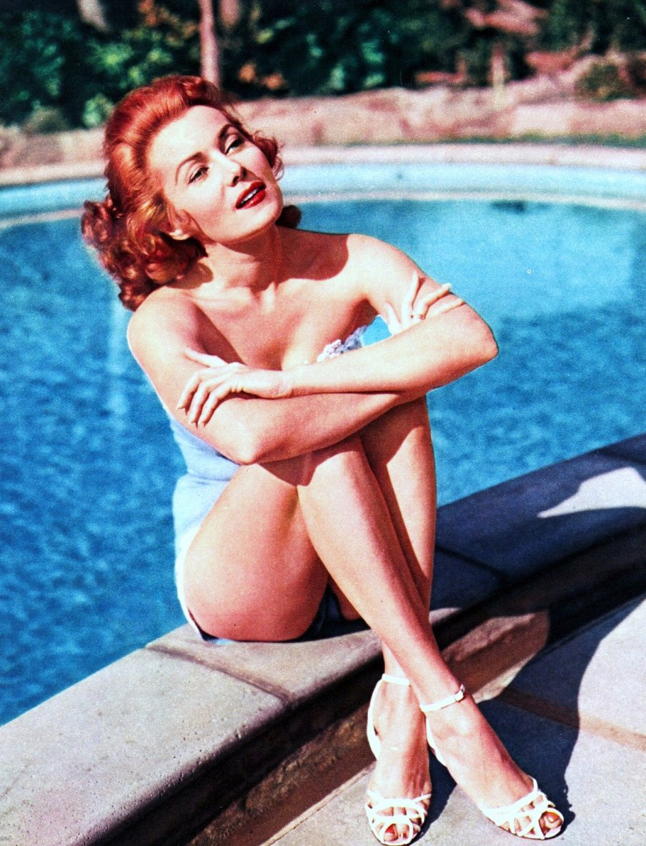 Rhonda FLEMING pictures (part 2).