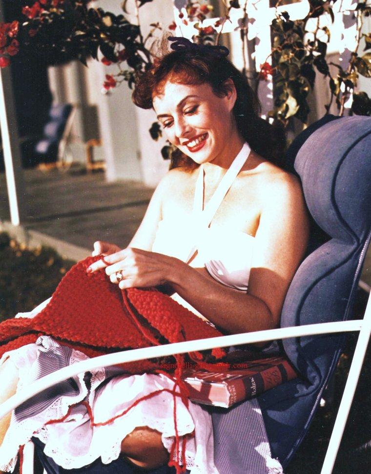 Paulette GODDARD pictures (part 2).