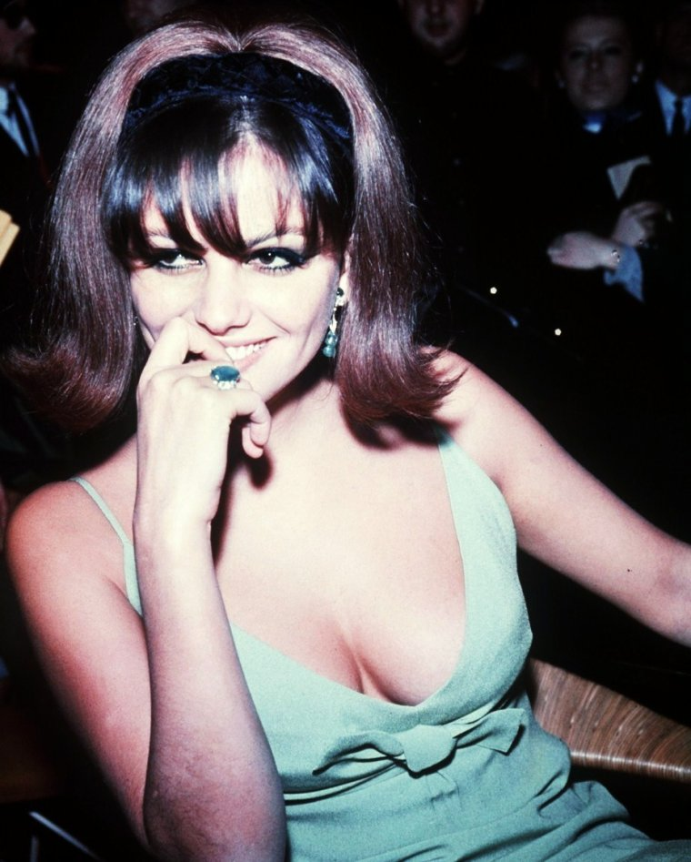 Claudia CARDINALE pictures (part 2).