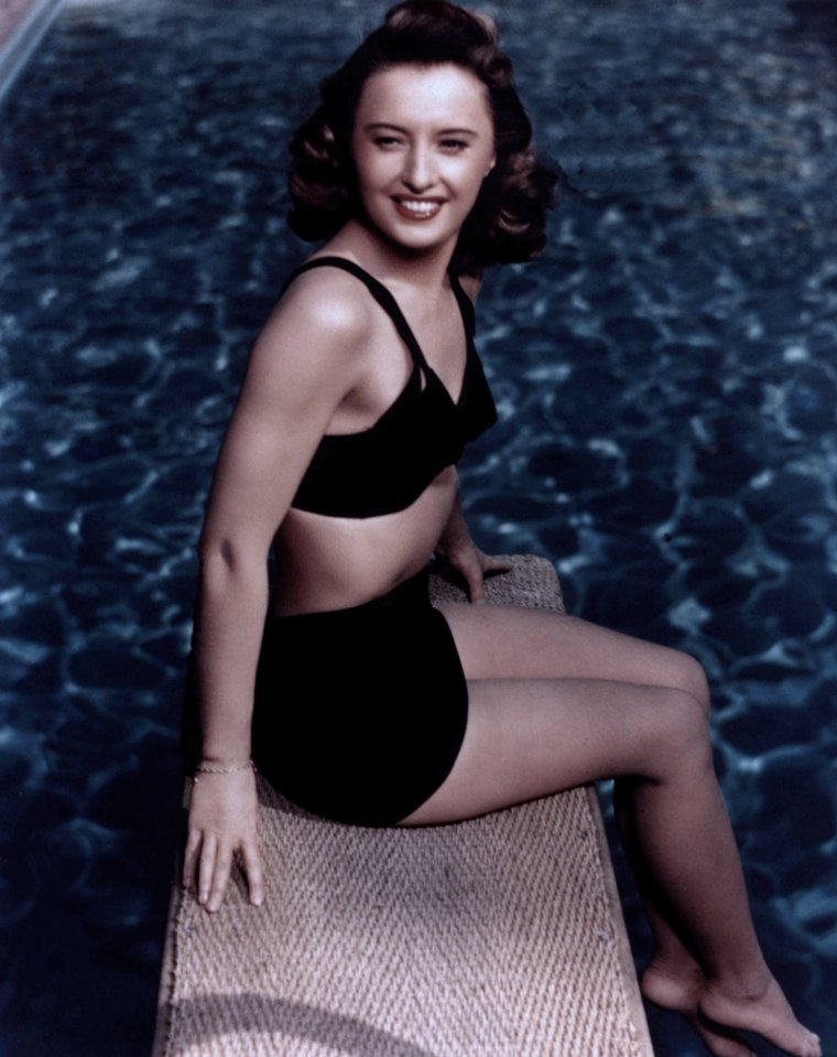 Barbara STANWYCK pictures (part 2).