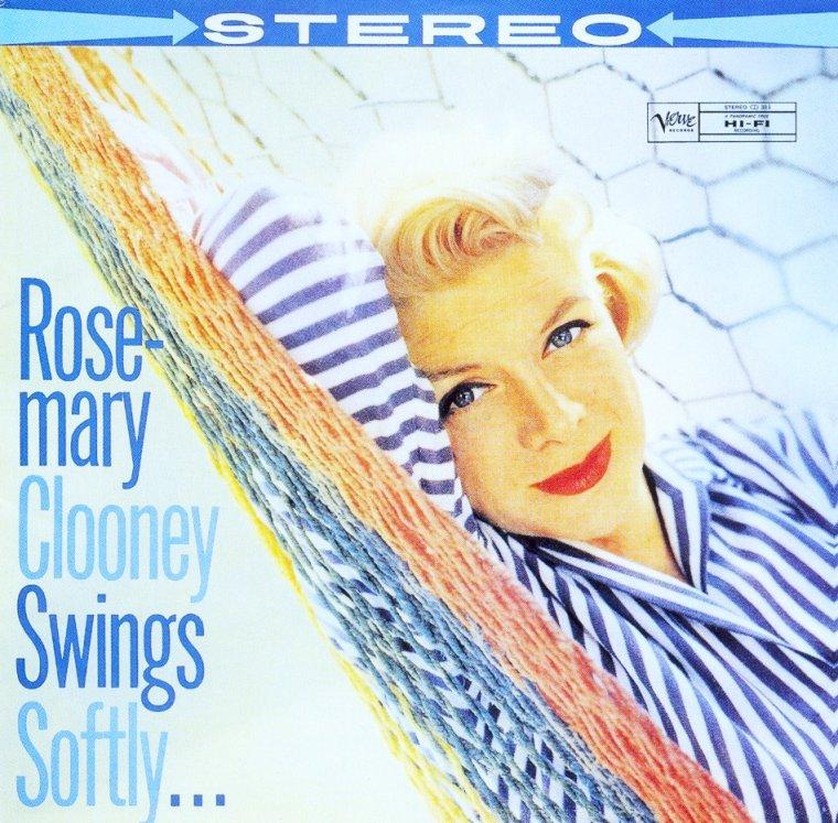 Rosemary CLOONEY est une actrice et chanteuse américaine née le 23 mai 1928 à Maysville, Kentucky (États-Unis), décédée le 29 juin 2002 à Beverly Hills (Californie). Elle est également la tante de George CLOONEY et fut l'une des femmes de José FERRER.