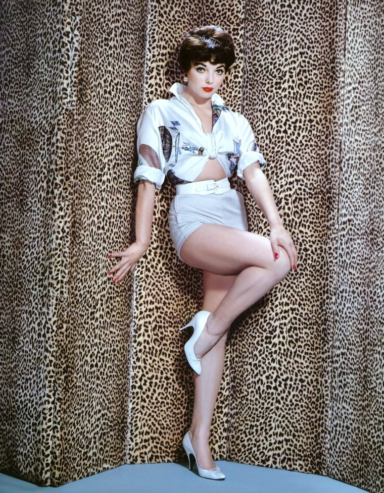 Joan COLLINS pictures (part 2).