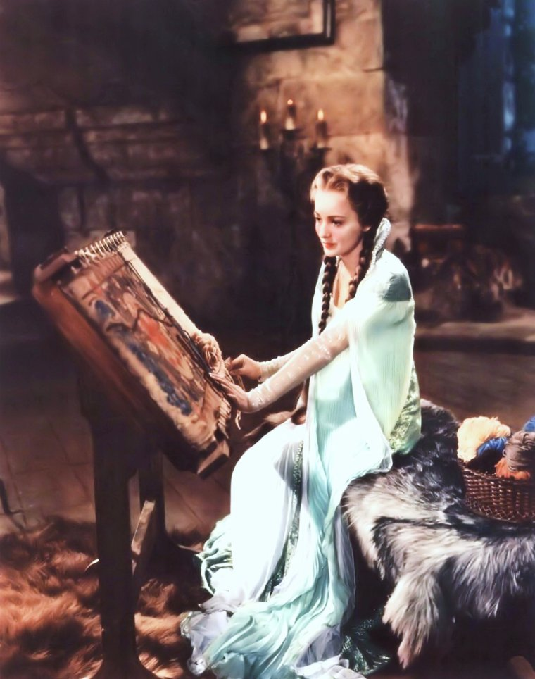 Olivia De HAVILLAND pictures (part 2).