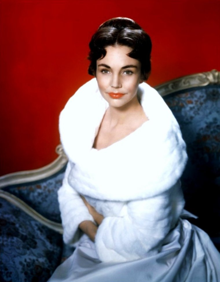 Jennifer JONES pictures (part 2).